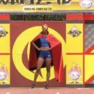 ダリラムハンマドが現役五輪金メダリストで最強美女マスクマン!その正体とは!? 炎の体育会TV