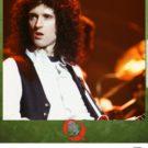 ブライアン・メイ インテリであり音楽的才能も情熱も際立つクイーンのギタリスト